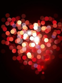 valentine_bokeh_heart_shaped_light_background_267057